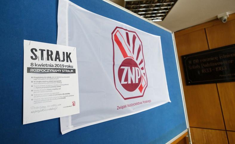 Strajk w oświacie