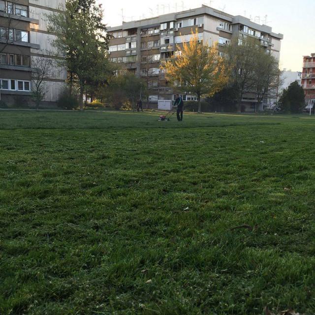 Građani se brinu o svom parku