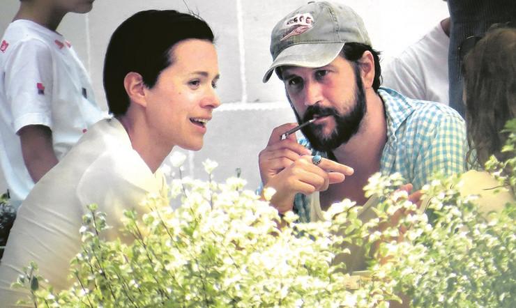 Stefan Kapičić sa ženom 150719 RAS foto zoran ilic 00019