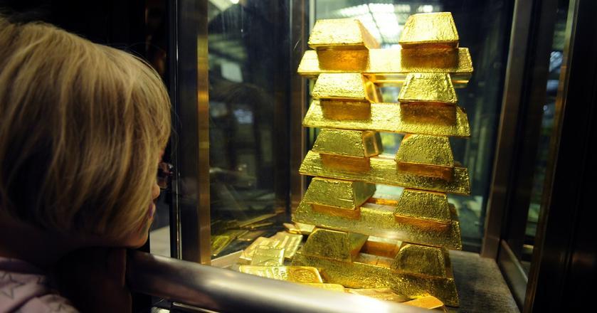 Być może to ostatni dzwonek, by kupić złoto w dobrej cenie - twierdzi David Beahm, prezes Blanchard and Company.