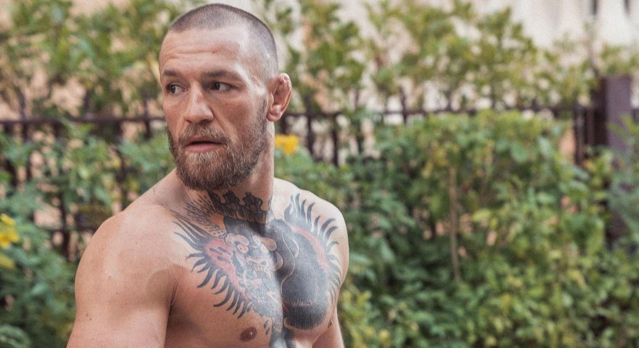 Kolejny spadek McGregora w rankingu wagi lekkiej UFC