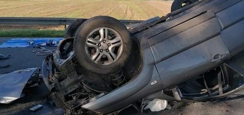Tragiczny wypadek na Lubelszczyźnie. Nie żyją trzy osoby