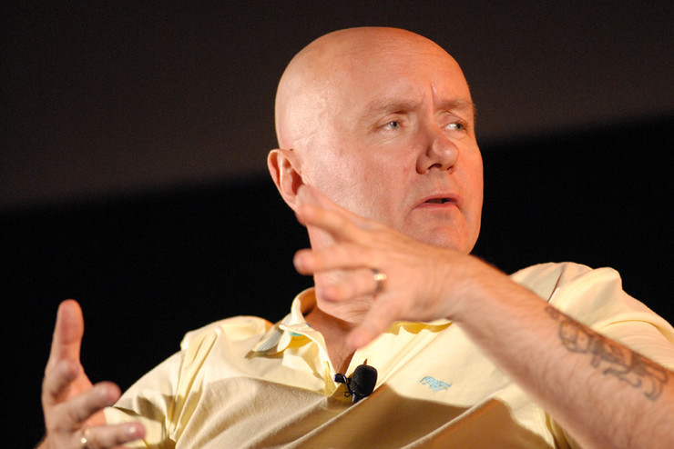 Irvin Velš Irvine Welsh foto Flickr Edinburgh International Film Festival