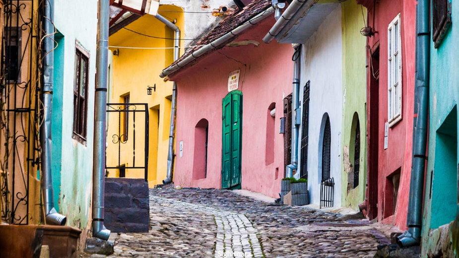 Sighistoara - Rumunia