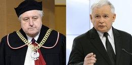 Ale historia! Prof. Rzepliński wspomina Kaczyńskiego z karabinem