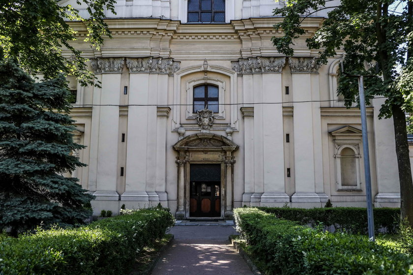 Władze Krakowa kupią kościół od szpitala uniwersyteckiego.
