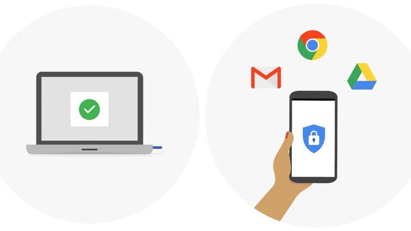 Ograniczona użyteczność sprzętowych kluczy zabezpieczających Google