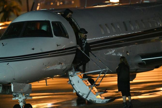 Madona stiže u Majami