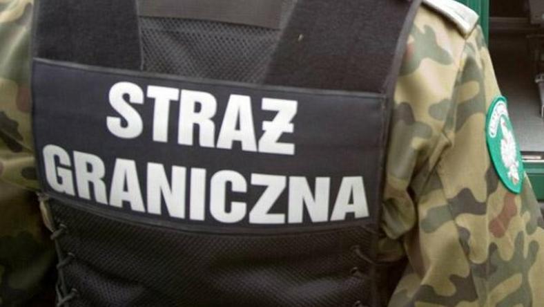 Ukrainiec wpadł podczas próby przekroczenia granicy