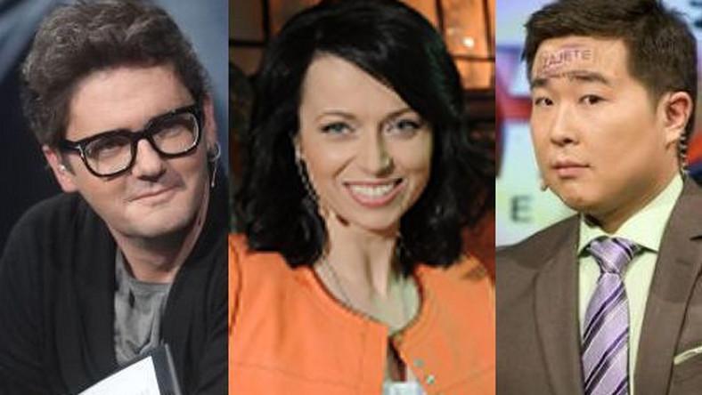 """W konkursie Comedy Awards na Katarzynę Pakosińską głosowało aż 40 proc. osób. """"Serdecznie gratulujemy! Mamy nadzieję, że uśmiech i dobry humor nie opuści jej w kolejnych latach. W końcu nadany przez nas tytuł zobowiązuje do bycia zabawnym i wesołym"""" - napisali w komentarzu do werdyktu twórcy konkursu z Comedy Central."""