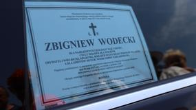 Pogrzeb Zbigniewa Wodeckiego. Artystę pożegnano w Krakowie