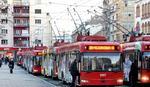 U nedelju se ukidaju trolejbuske linije 19, 21, 22 i 29