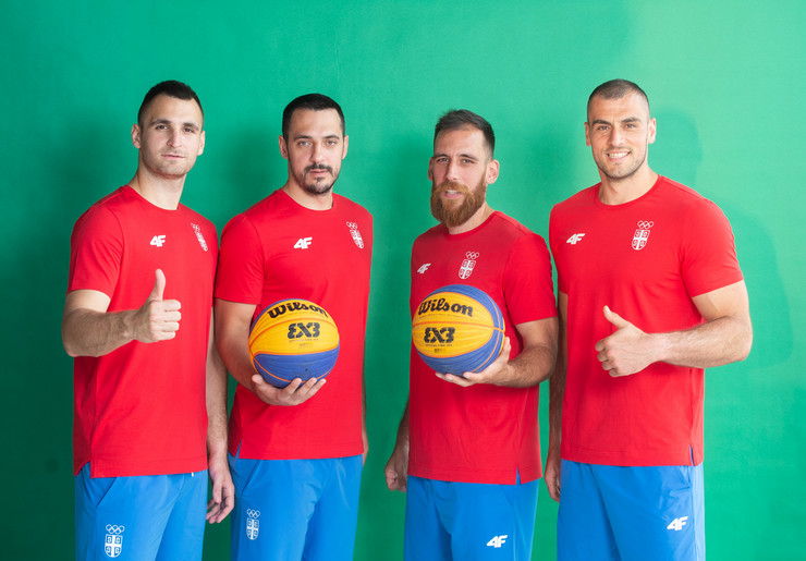 Basket 3x3 Srbija