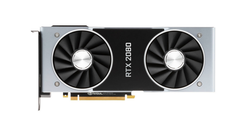 Nvidia GeForce RTX 2080 (2018)