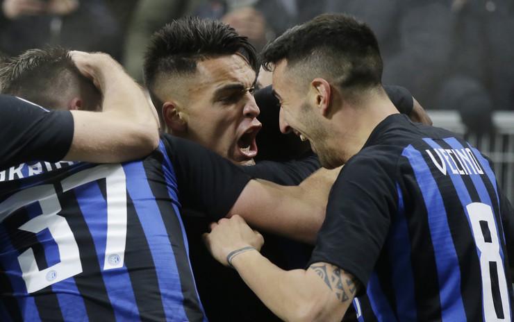 FK Inter, FK Napoli