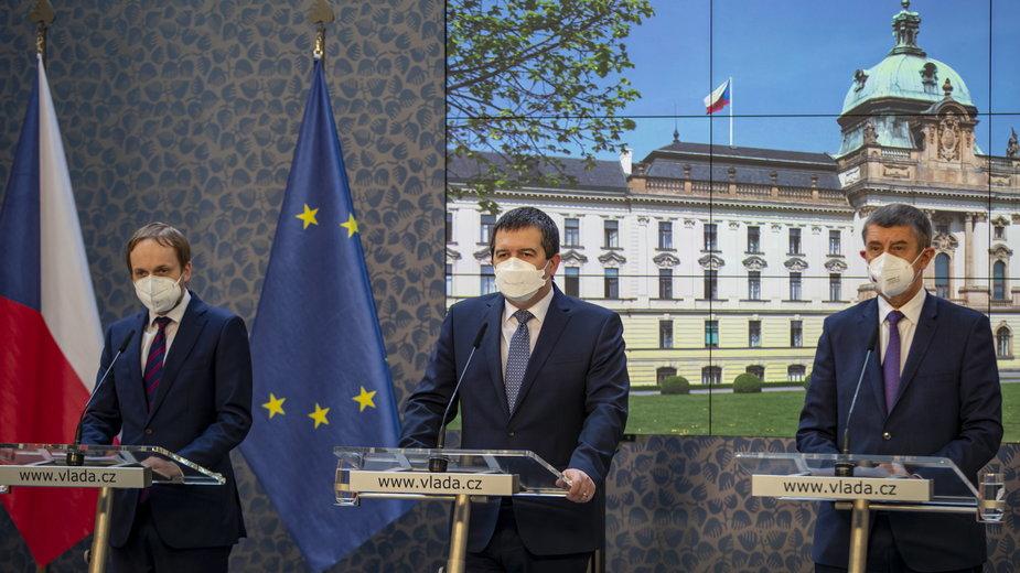 Czeskie władze ogłaszają wyrzucenie rosyjskich dyplomatów