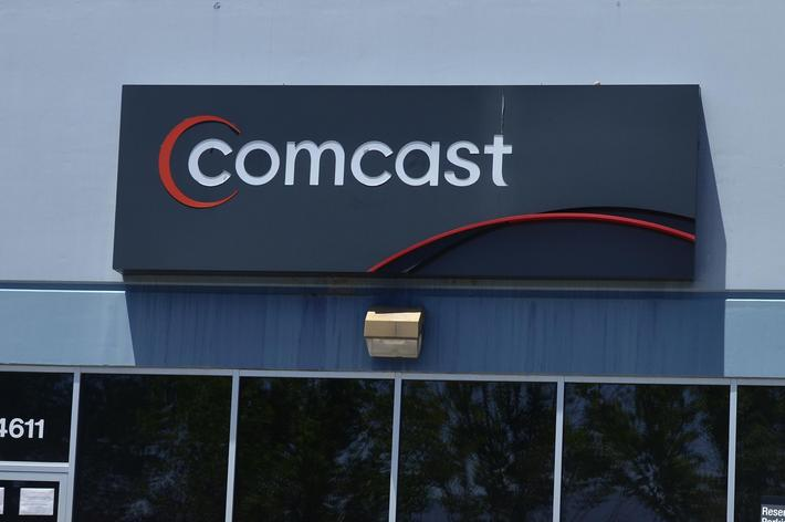 4. Comcast Corporation
