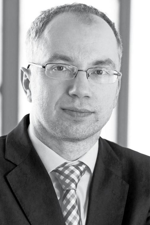 Roman Namysłowski doradca podatkowy, partner w Crido