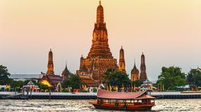 Bangkok - największe atrakcje stolicy Tajlandii: świątynie, pałace, targi i rozrywka