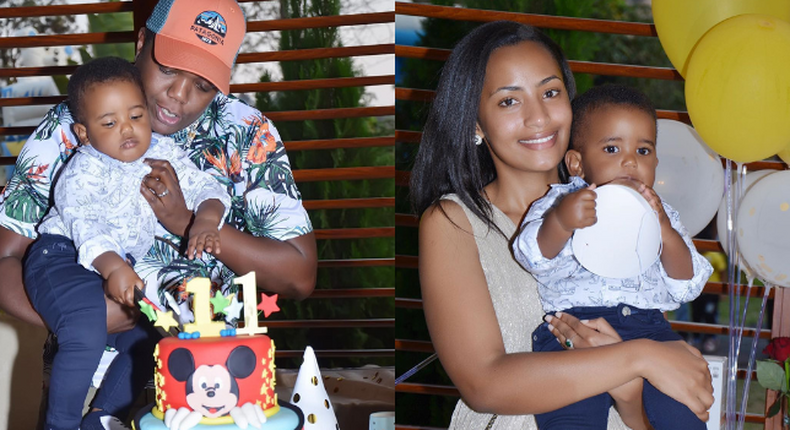 Veteran Rapper AY celebrates Son's first Birthday in style (Photos)