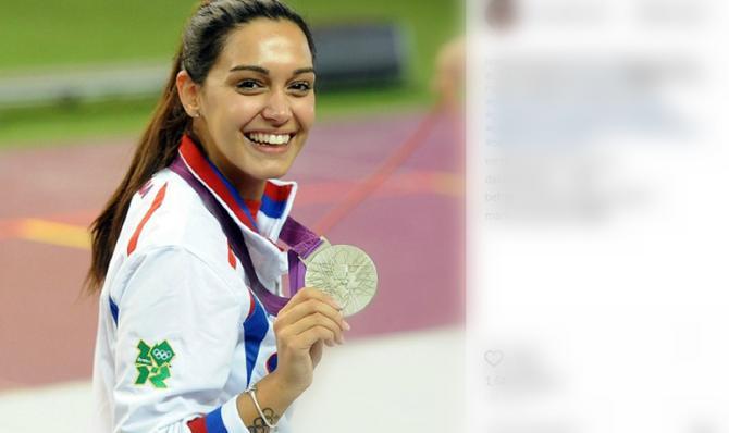 Ivana Maksimović je jedna od naših najlepših sportistkinja