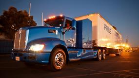 Zerowa emisja czyli wodorowa ciężarówka