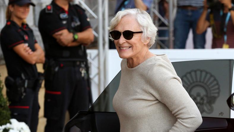 Światowej sławy aktorka pojawiła się na festiwalu filmowym w San Sebastian. Była uśmiechnięta i zrelaksowana.