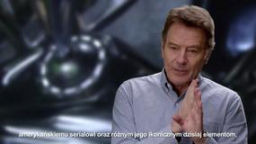 """Bryan Cranston o swoim udziale w """"Power Rangers"""""""