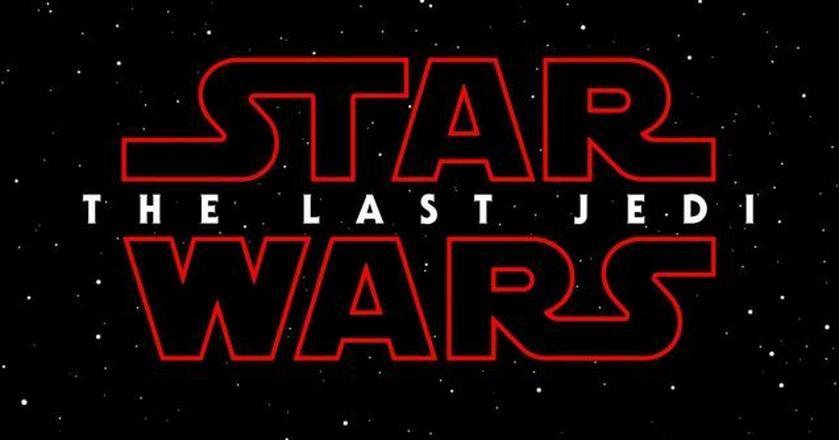 """Logo ósmej części """"Gwiezdnych wojen"""""""