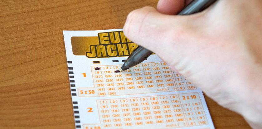 Ogromna wygrana Polaka w Eurojackpot! Zgarnął fortunę