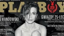 """Katarzyna Zielińska nago na okładce """"Playboya"""""""