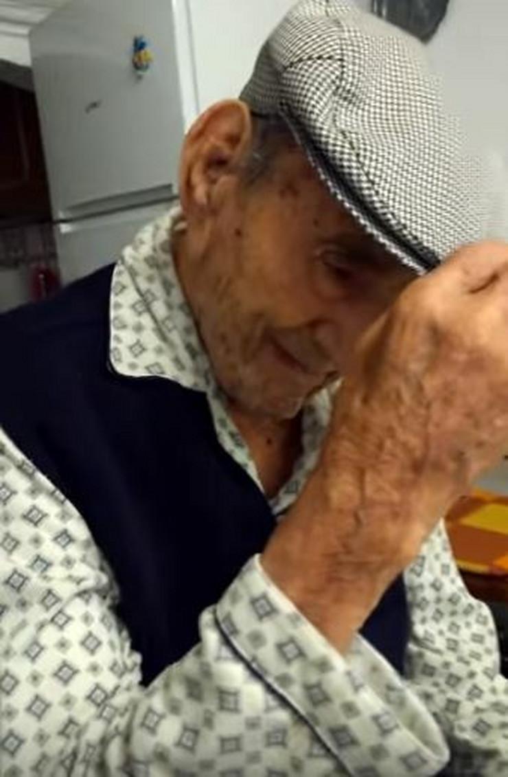 Najstariji čovek na svetu
