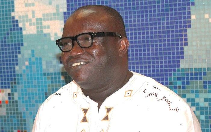 CEO of the Ghana Chamber of Telecommunications, Ken Ashigbey