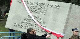 FILM. Prezydent odsłonił pomnik Ofiar Smoleńska