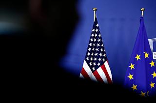 Unia czeka na szybki koniec wojny handlowej z Ameryką