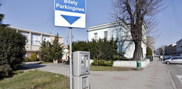 Strażnicy miejscy ukradli kasę z parkomatów