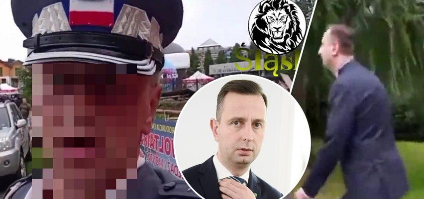 Oto wideo, na którym grożą Kosiniakowi-Kamyszowi zamachem, a potem się biją. Śledczy już mają ten materiał. NOWE FAKTY