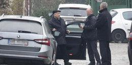 Protesty pod Pałacem Prezydenckim. Co wtedy robił Kaczyński? Mamy zdjęcia
