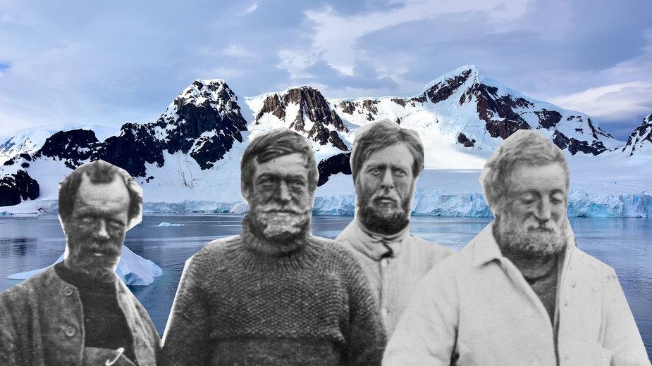Kulisy wyprawy Shackletona na Antarktydę
