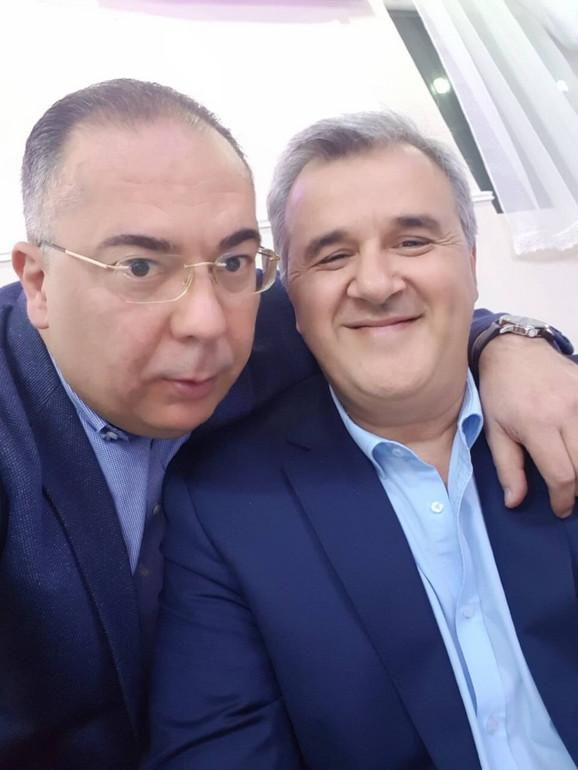 Vule Vuković i Božidar Đurković