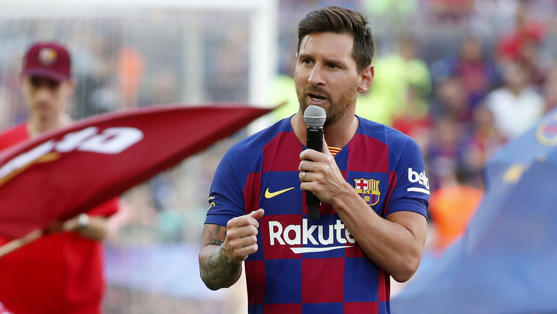 Leo Messi o transferze Neymara do FC Barcelona