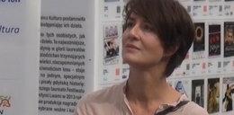 Seksowna wpadka Mai Ostaszewskiej w Gdyni