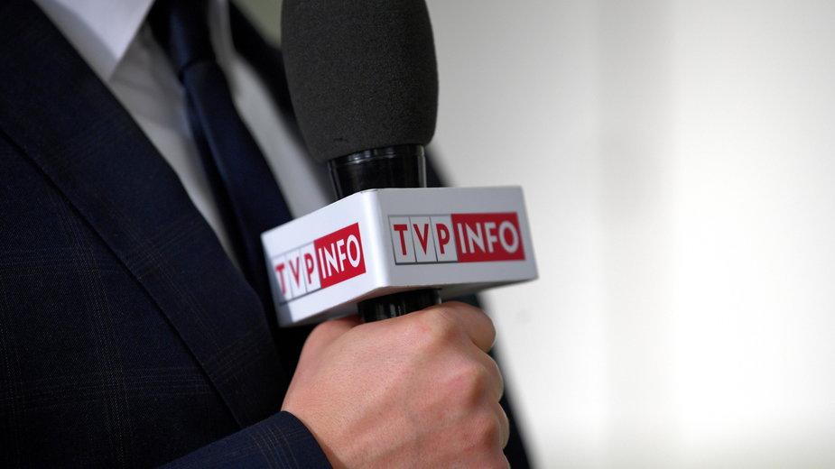 W serwisach TVP Info nie pojawiają się nowe treści