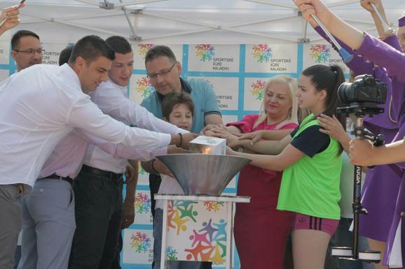 Sportske igre mladih u Pančevu