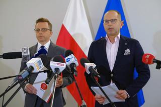 KO: Nie pytamy, czy premier zdymisjonuje ministra Szumowskiego, tylko kiedy