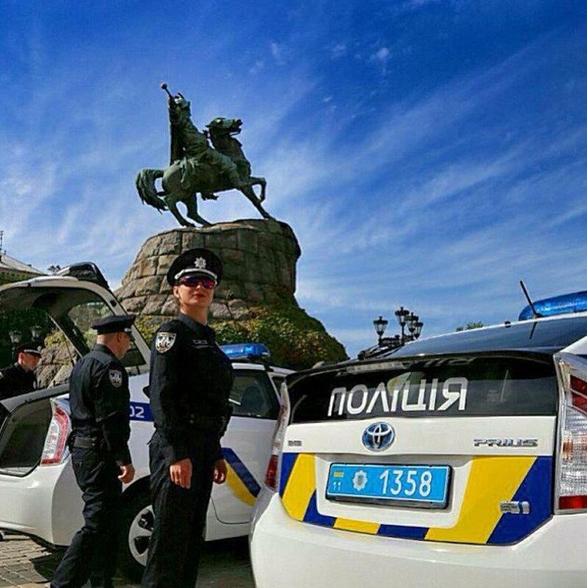 W ubiegły weekend w Kijowie zostali zaprzysiężeni pierwsi funkcjonariusze