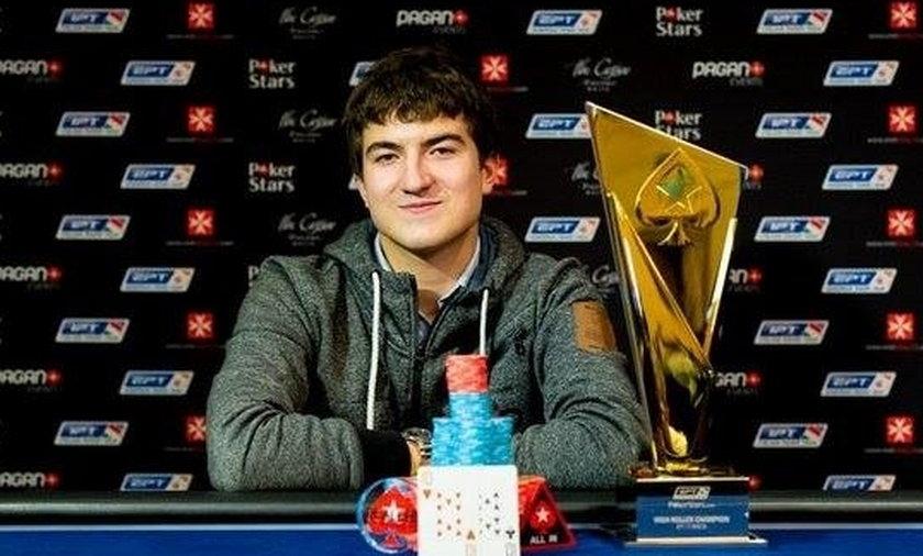 Rekordowa wygrana Polaka w pokera. Wygrał Dzmitry Urbanovich