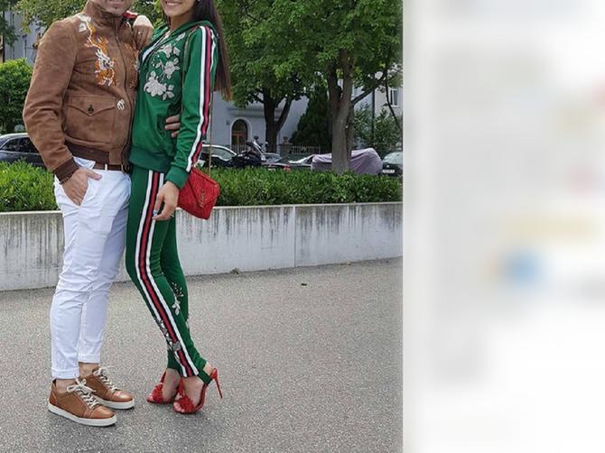 Zgodna Hercegovka i BOGATI SRBIN su najpraćeniji balkanski par na Instagramu: Žive na visokoj nozi i uvek su obučeni PAPRENO SKUPO