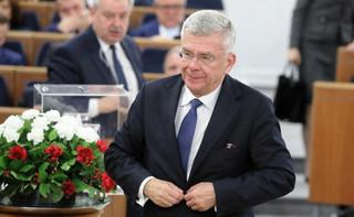 Karczewski: Miałem pewność, że praca na dyżurach, gdy byłem wicemarszałkiem była zgodna z prawem