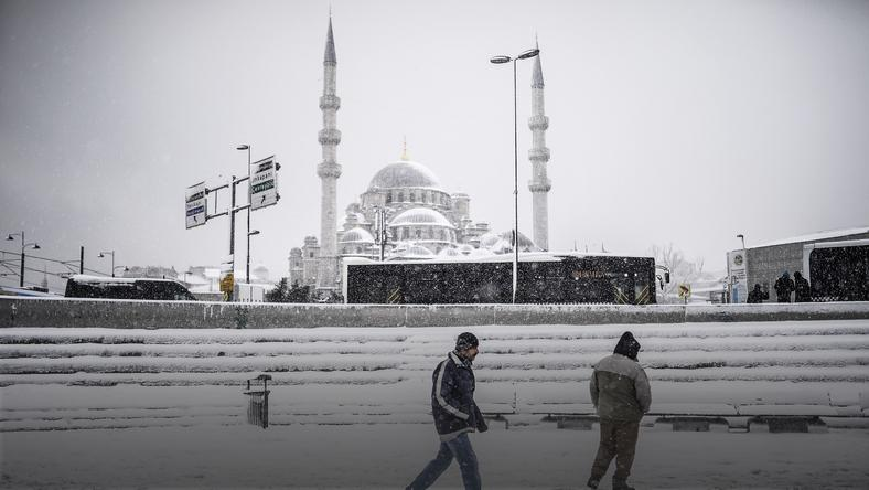 TURKEY-SNOW-STORM